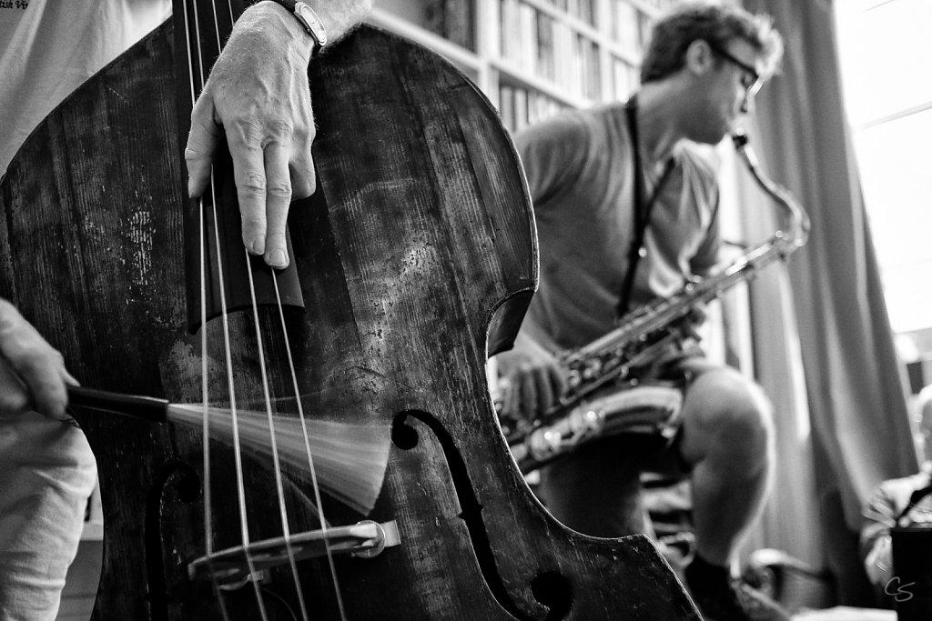 Kristoffer Alberts & Nick Stephens